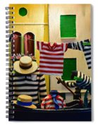 Welcome To Venice Spiral Notebook