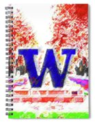Welcome To Washington Spiral Notebook