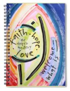Welcome What Is Spiral Notebook