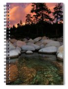 Welcoming Waters Spiral Notebook