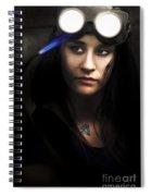 Welding Spiral Notebook