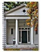 Wellesley College Zeta Alpha Spiral Notebook