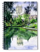 Wells Cathedral Spiral Notebook