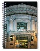 Wells Fargo Bank Building In San Francisco, California Spiral Notebook