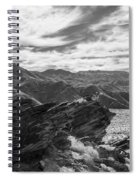 Were Andreas Meets Murray Bw 2 Spiral Notebook