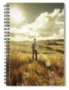 West Coast Tasmania Explorer Spiral Notebook