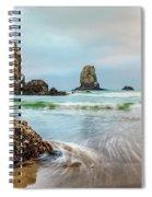 West Coast Usa Wonder Spiral Notebook