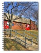 West Friendship Elementary School Spiral Notebook