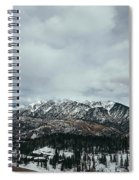 West Needle Mountain Spiral Notebook