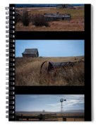 West Plains Trio Spiral Notebook