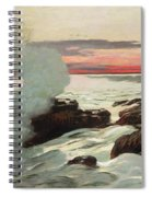 West Point Prouts Neck Spiral Notebook