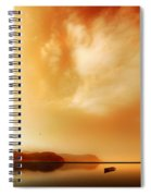 West Shore Whimsy Spiral Notebook