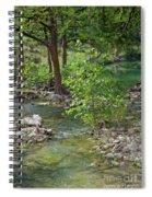 West Sister Creek Spiral Notebook
