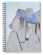 West Virginia Birdhouse Spiral Notebook
