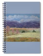 West Virginia Landscape             Spiral Notebook