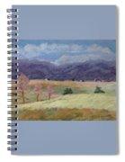 West Virginia Landscape             Spiral Notebook