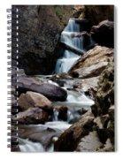 West Willow Creek 2 Spiral Notebook