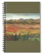 Westcliffe Valley I Spiral Notebook