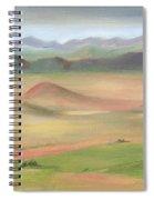 Westcliffe Valley II Spiral Notebook