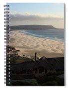 Western Cape South Africa Spiral Notebook