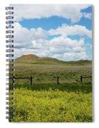 Western Color Spiral Notebook