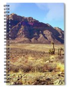 Western Desolation Spiral Notebook