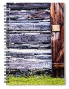 Western Door Spiral Notebook