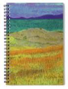 Western Edge Prairie Dream Spiral Notebook