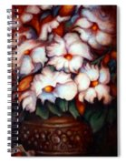 Western Flowers Spiral Notebook