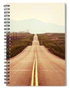 Western Road Spiral Notebook