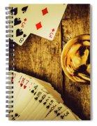 Western Straight Shooter  Spiral Notebook