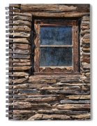 Western Window Spiral Notebook