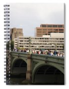 Westminster Bridge.  Spiral Notebook