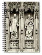 Westminster Martyrs Memorial - 1 Spiral Notebook