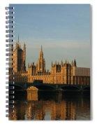 Westminster Morning Spiral Notebook