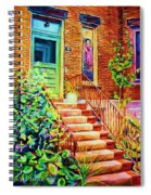 Westmount Home Spiral Notebook