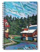Westport Cove Spiral Notebook
