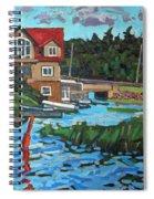 Westport Grist Mill Spiral Notebook