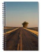 Westward Horizon Spiral Notebook