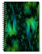 Wet Colors Spiral Notebook