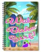 Wetpaint420 Spiral Notebook