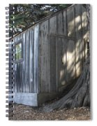 Whalers Cabin Spiral Notebook