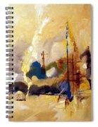Wharf Spiral Notebook