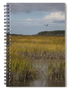 What A Beautiful Day Spiral Notebook