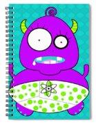 What A Handful Spiral Notebook