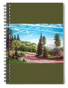 What Can The Poor Deer Do Spiral Notebook