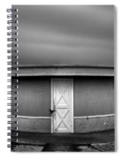 What Goes 'round Comes 'round Spiral Notebook