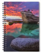 What Is Right Spiral Notebook