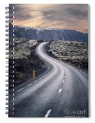 What Lies Ahead Spiral Notebook