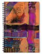 What Lies Within Spiral Notebook